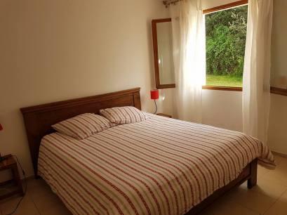 Chambre double fermée (lit 160/200)