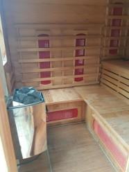 Un sauna détente